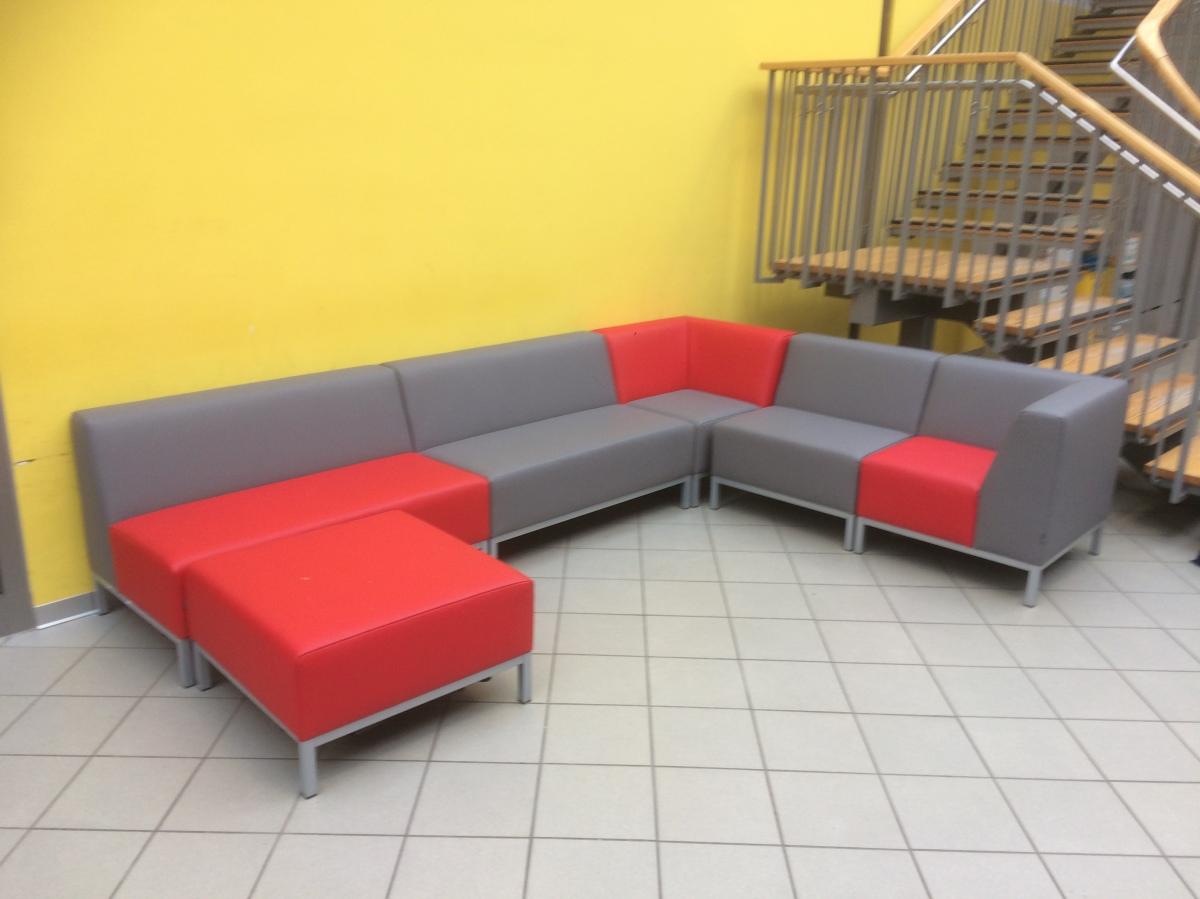 Die neuen Möbel sindda!